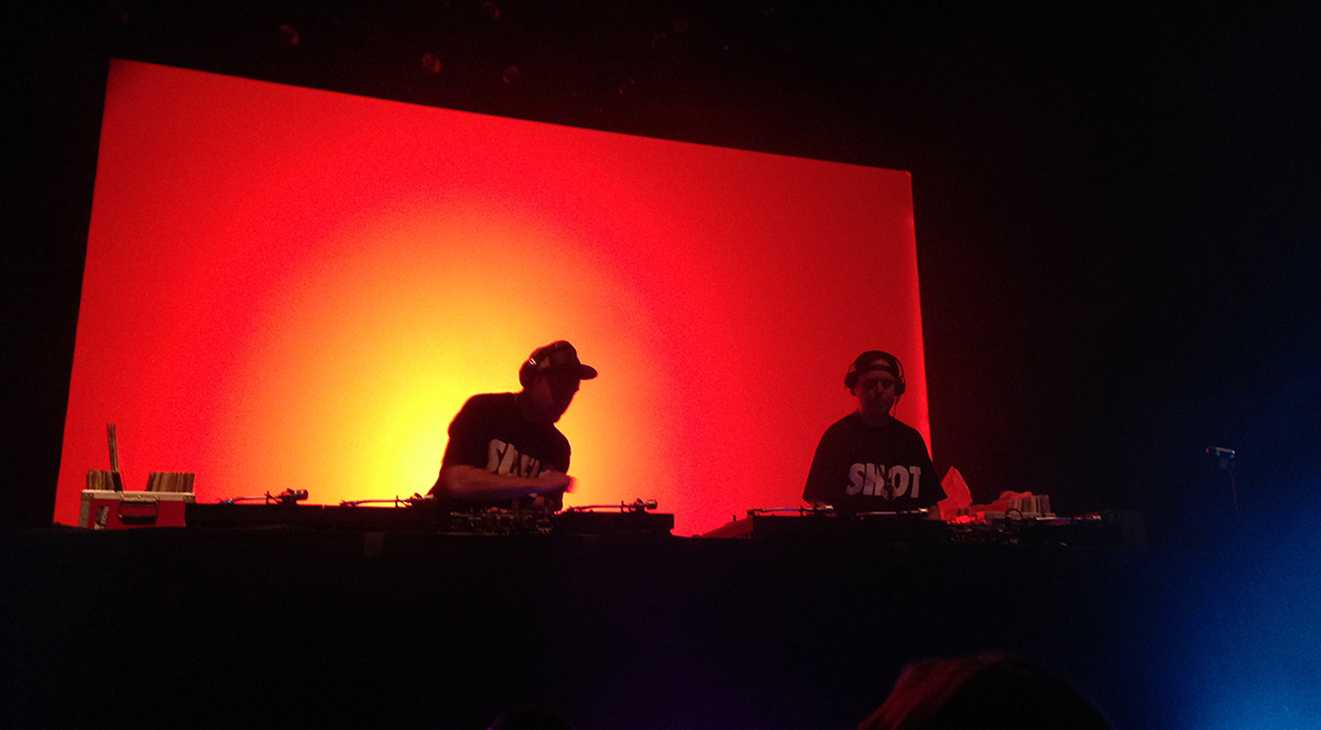 DJ Shadow and Cut Creator